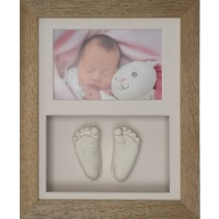 Special Classic 10x8'' Double Frame 4 Cast Baby Casting Kit
