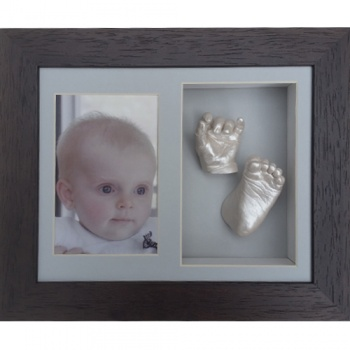 Deep 10x8'' Double Chocolate Frame