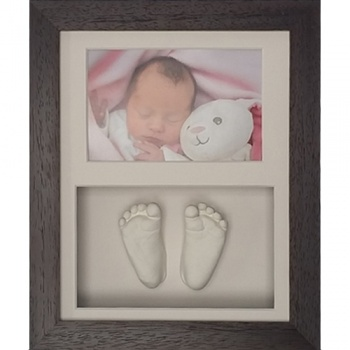 Classic 10x8'' Double Chocolate Frame