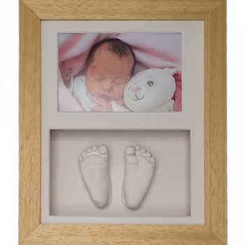 Classic 10x8'' Double Natural Frame
