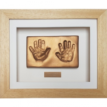 Classic 10x8'' Single Frame Clay Impression Kit
