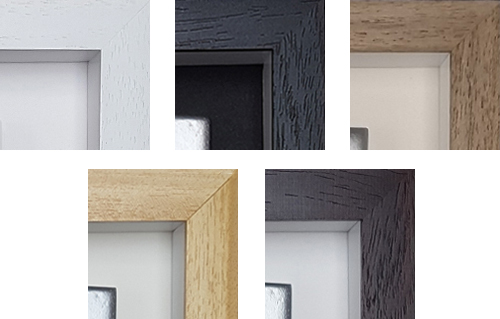 Contemporary frame styles