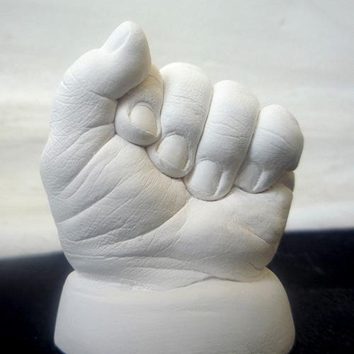 Baby Casting Plaster 520g White Everlasting Castings