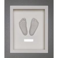 Deep 12x10'' Single Grey Frame