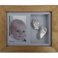 Deep 10x8'' Double Cottage Oak Frame