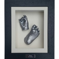 Deep 10x8'' Single Black Frame