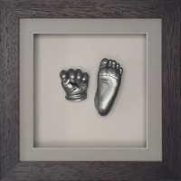 Classic 8x8'' Square Frame Baby Casting Kit