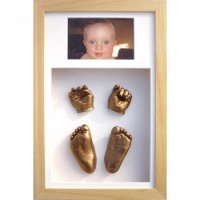 Classic 16x10'' Double Natural Frame