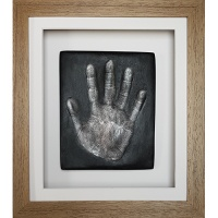 Classic 12x10'' Single Oak Frame
