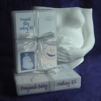 Deluxe Pregnant Belly Casting Kit