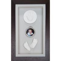 Deep 18x10'' Single Chocolate Frame