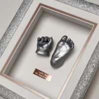 Glitter 10x8'' Single Frame Baby Casting Kit
