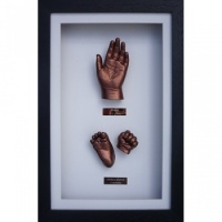 Classic 16x10'' Single Chocolate Frame