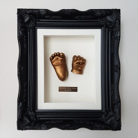 Luxury Vintage 10x8'' Single Black Frame