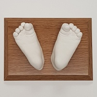 Size 1 Display Plinth - For Newborn Casts - 6x4''