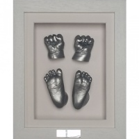 Classic 10x8'' Single White Frame