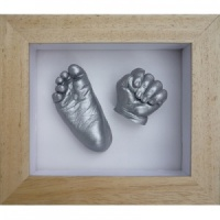 Contemporary 6x5'' Desk Frame Baby Casting Kit