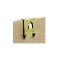 Brass Slip-over Frame Hanger