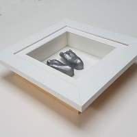 Special Deep 8x8'' Square Frame 4 Cast Baby Casting Kit